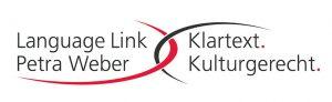 Language link Petra Weber Logo